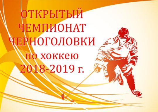 Открытый чемпионат ЧГ